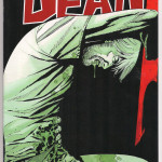 The Walking Dead #45 Comic Book Front Cover
