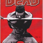 The Walking Dead #46 Comic Book Front Cover