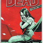 The Walking Dead #47 Comic Book Front Cover