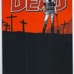 The Walking Dead #48 Comic Book Front Cover