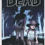 The Walking Dead #49 Comic Book Front Cover