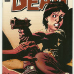 The Walking Dead #50 Comic Book 2nd Print Front Cover