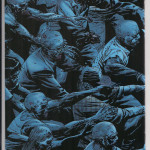 The Walking Dead #50 Comic Book Back Cover