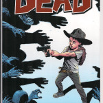 The Walking Dead #50 Comic Book Front Cover