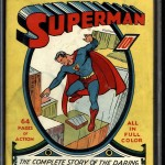 Superman #1 Graded CGC 4.5