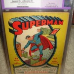 Superman #1 Graded CGC 5.5