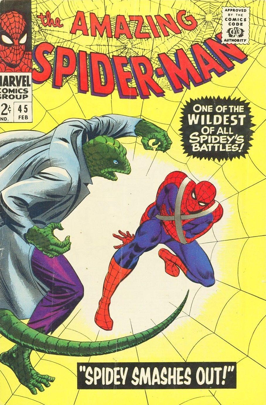 the amazing spider man comics pdf